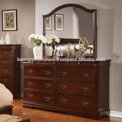 new simple designs modern bedroom dresser furniture wooden