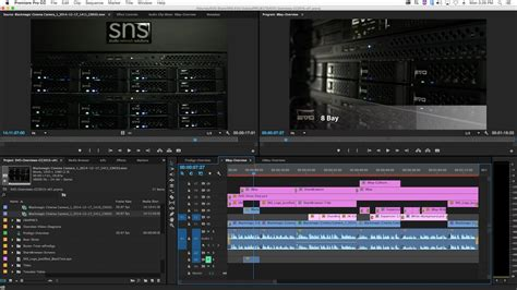 after effects premiere workflow premiere pro storage networking sns studio network