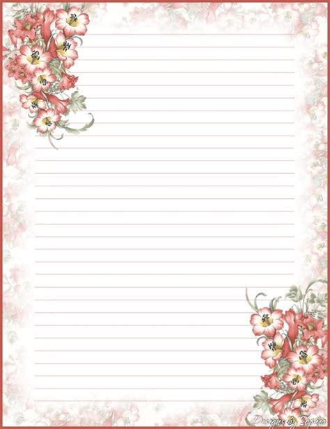 printable stationary download 1000 images about free printable stationary on pinterest