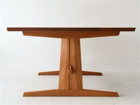 1000 ideas about trestle dining tables on