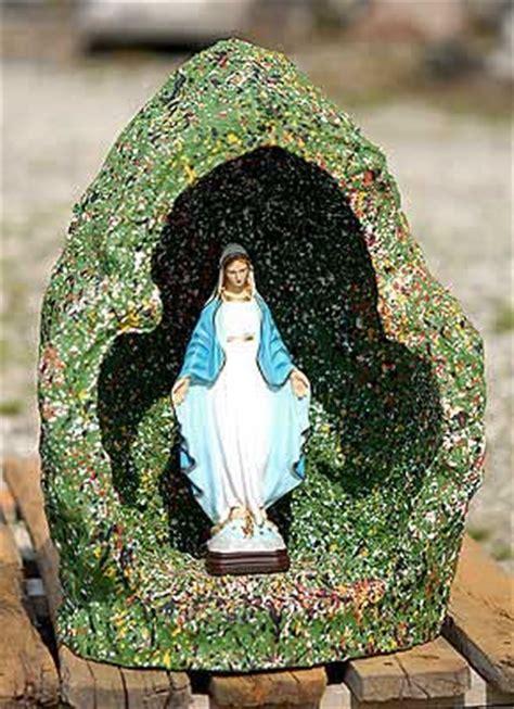 statuette da giardino grotte per madonne vendita vasi da giardino statue da