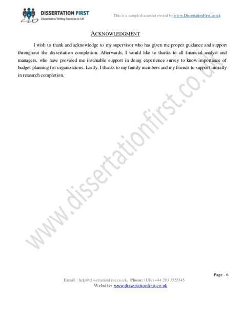 undergraduate thesis acknowledgement template acknowledgement dissertation family