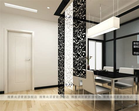 hanging wall dividers modern fashion contract birds hanging screen partition