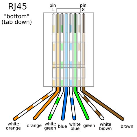 cat 5 b wiring diagrams wiring diagrams