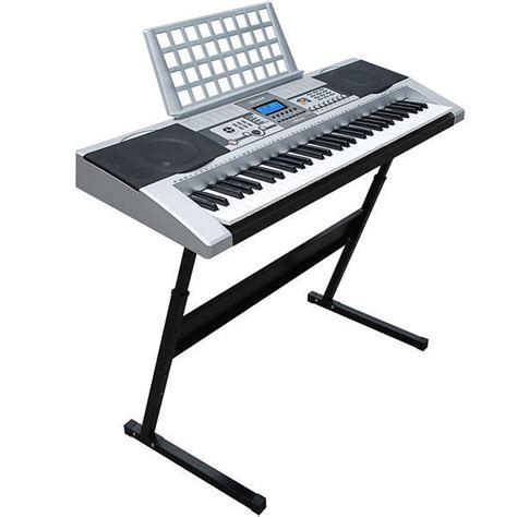 Adaptor Piano Lenoxx Combo Stand 61 Electronic Keyboard Electric