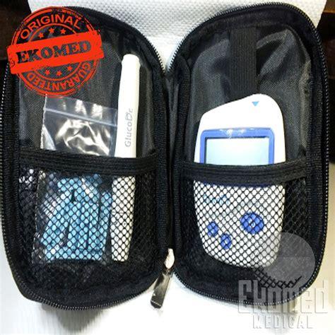 Allmedicus Gluco Dr Supersensor Gluco Dr Sensor 50 allmedicus alat gluco dr biosensor meter ekomed