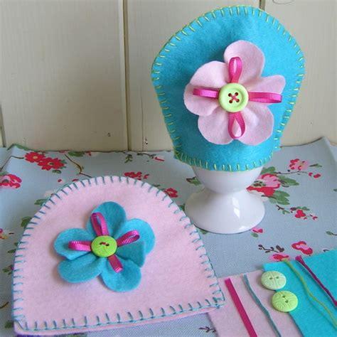 Felt Paper Crafts Ideas - craft ideas easy craft felt cosies