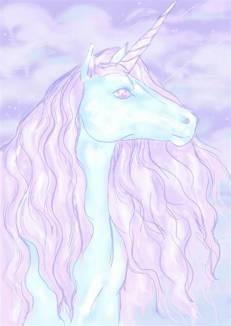 Unicorn Pastel saved from