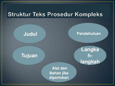 teks prosedur membuat es buah dalam bahasa inggris contoh teks prosedur kompleks nasi goreng druckerzubehr