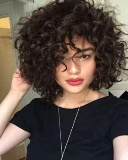 cortes de pelo rizado 2017 mujer