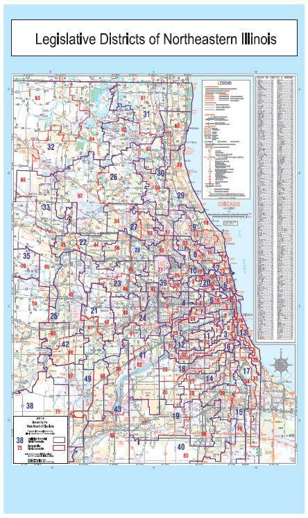 chicago voting district map independent maps aims to remove politics from legislative