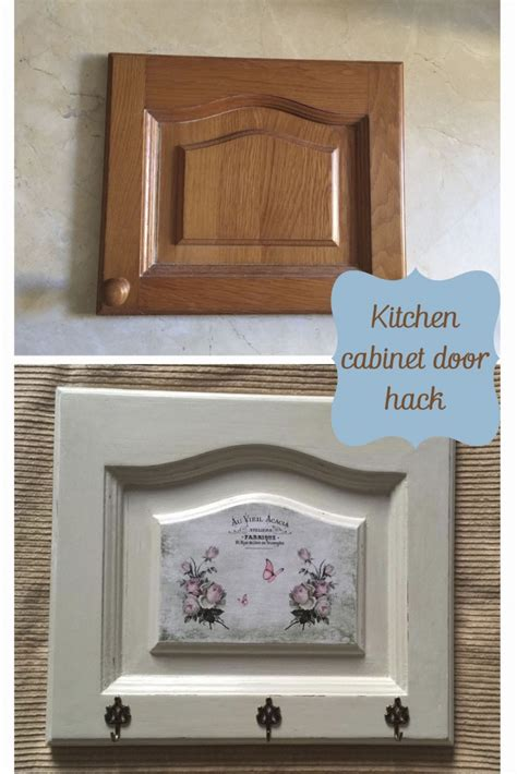 diy vintage kitchen cabinet makeover