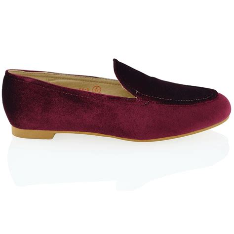 loafers for flat womens flat loafers velvet slip on pumps work