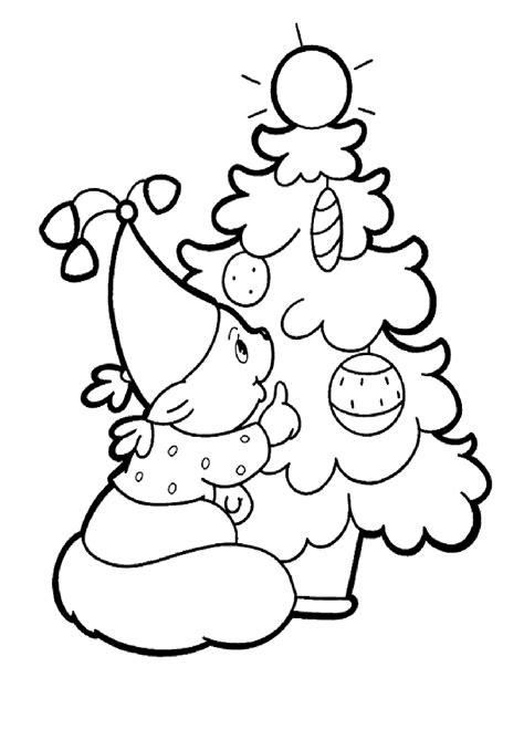 Tree Top Coloring Page Coloring Pages Tree Topper Coloring Page