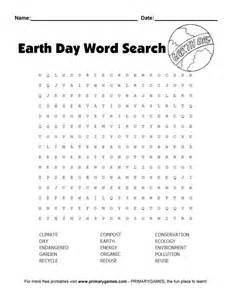 earth day worksheets earth day wordsearch puzzle earth