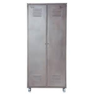 armoire dressing loft maisons du monde