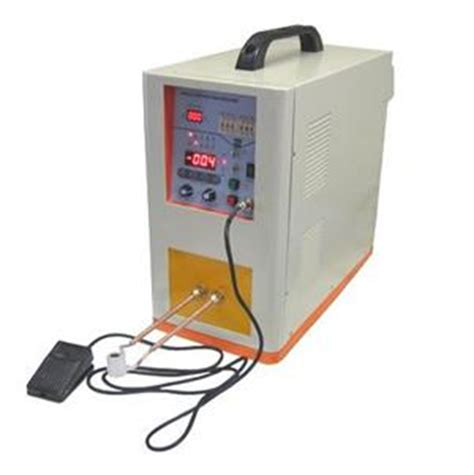 induction heater high frequency desktop high frequency induction heater 100 500khz 6kw eq spg 6a i