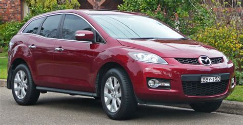 mazda 2 crossover mazda cx 7 redefining the crossover sport utility vehicle