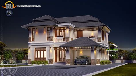 new house design kerala 2015 house plans of january 2015 youtube
