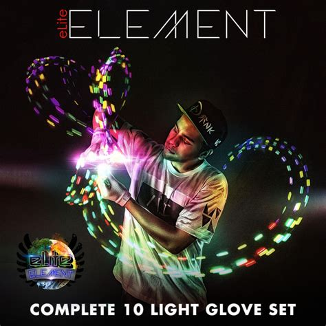 light gloves shark tank emazing lights unveils new elite element shocks abc s shark tank
