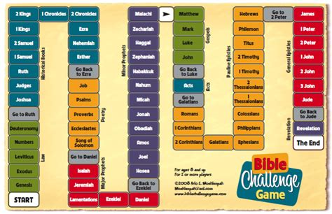 printable bible board games game board