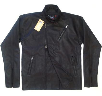 Jaket Semi Kulit Berkualitas Tinggi Menerima Preorder jaket iron jaket kulit keren jki200 kip s style