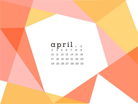 Hach Kalender 2016 Computerkleider Free Desktop Wallpaper Im April 2016