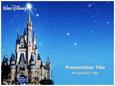 disney powerpoint template free walt disney powerpoint template disney