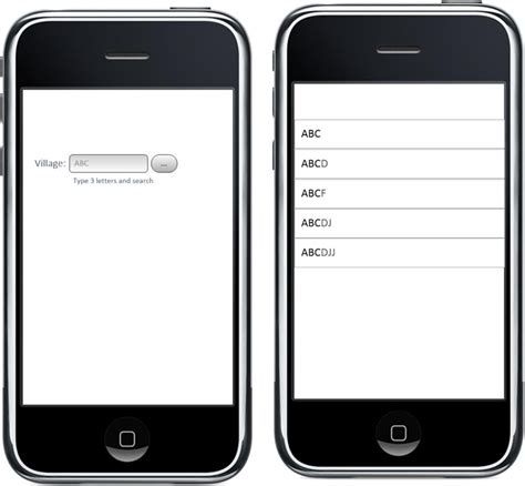 mobile pattern types what is the best ux pattern for large dropdowns in case of