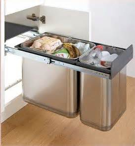 kitchen bin ideas recycling bins integrated wesco pinterest kitchen