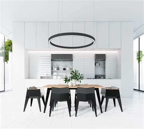black and white dining room 30 black white dining rooms that work their monochrome magic