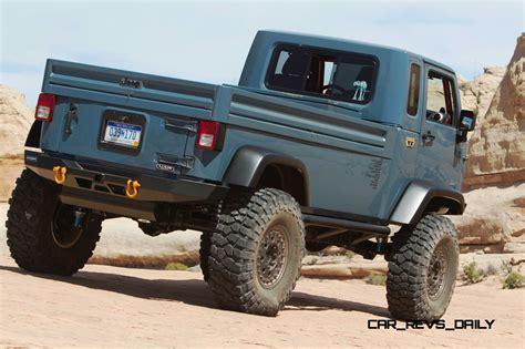 jeep van truck concept flashback 2012 jeep mighty fc car revs daily com