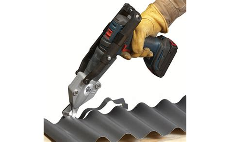Shear for metal roofing   Feature Editorial, Other Roofing
