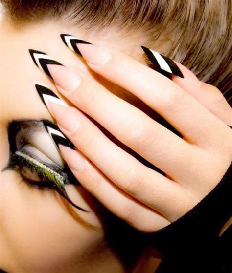 imagenes de uñas acrilicas picudas 11 formas de u 241 as que tienes que conocer ahora mismo
