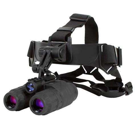 sightmark ghost hunter  night vision goggle binoculars kit