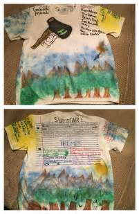 book report t shirt hatchet t shirt book report gabriel s world pinterest t shirt book report the exhausted mom