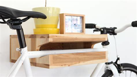 Bike Shelf by Knife Saw Home Of The Bike Shelf Other Wooden Objects