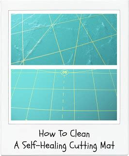 how do self healing cutting mats work chris dodsley mbcd how to clean and care for a self