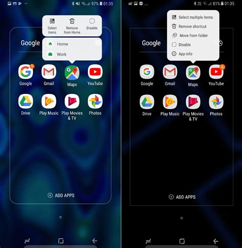 Android Nougat Vs Oreo by Galaxy S8 Oreo Vs Nougat Side By Side Screenshots Sammobile