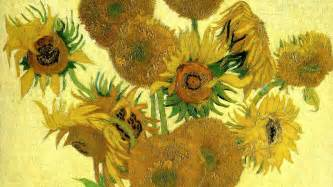 Vase With Fifteen Sunflowers by 1987 Gogh S Sunflowers Sold For 39 Million