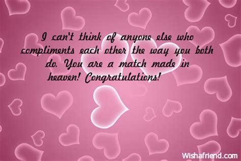 Wedding Announcement Best Wishes by I Can T Think Of Anyone Else Engagement Wish