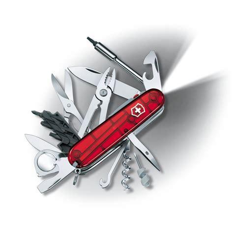 swiss army knife with light victorinox cybertool lite led light swiss army knife ebay