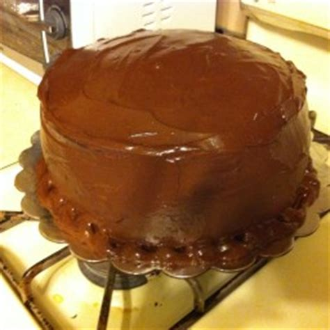 big chocolate birthday cake recipe bigoven
