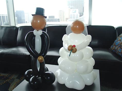Balon Wedding Groom wedding balloons balloons denver