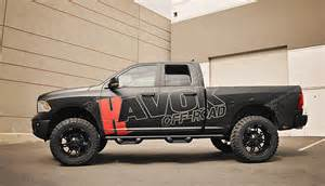 Dodge Offroad Truck 2015 Dodge Ram Truck 3m Wrap For Havoc Offroad