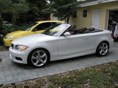 Bmw 1er Cabrio Farben by 2008 Bmw 1 Series 135i Convertible Bmw Colors