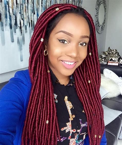 faux locs prices 12 best brazilian wool images on pinterest protective
