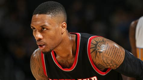 damian lillard hair damian lillard keeps getting snubbed and his stature only