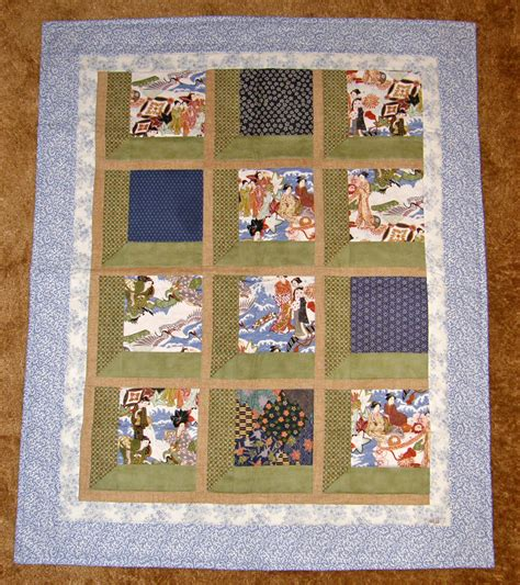 Travel Quilt Pattern by Travel Quilts