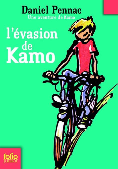 2070612732 une aventure de kamo kamo livre une aventure de kamo 4 l 233 vasion de kamo daniel